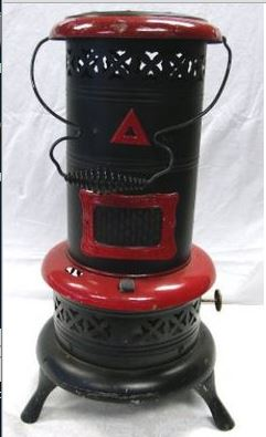 Oil Fashioned Heater
